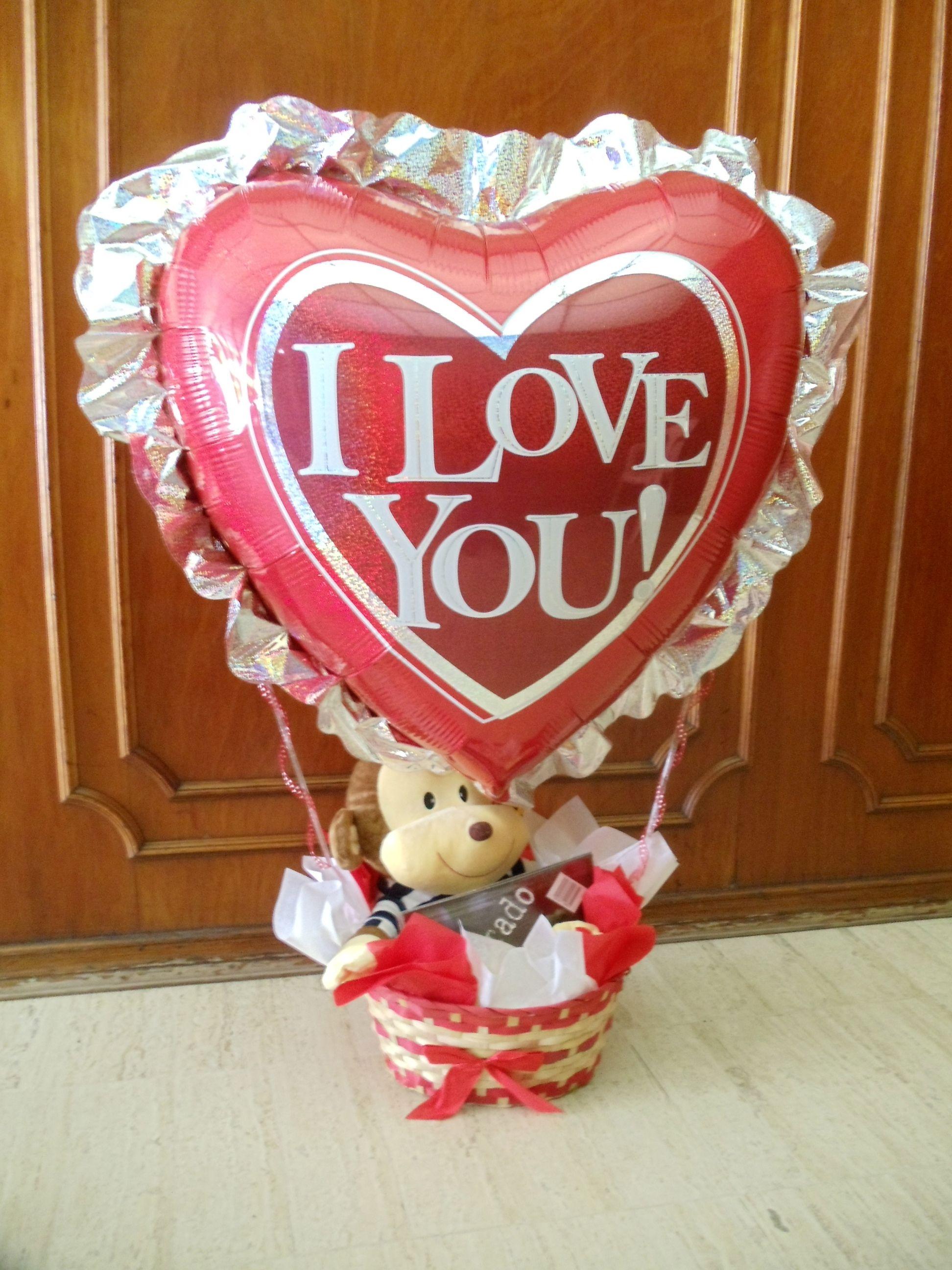 Te amo, envío a casa, desde Amer Boutique.México DF 0155 55246977