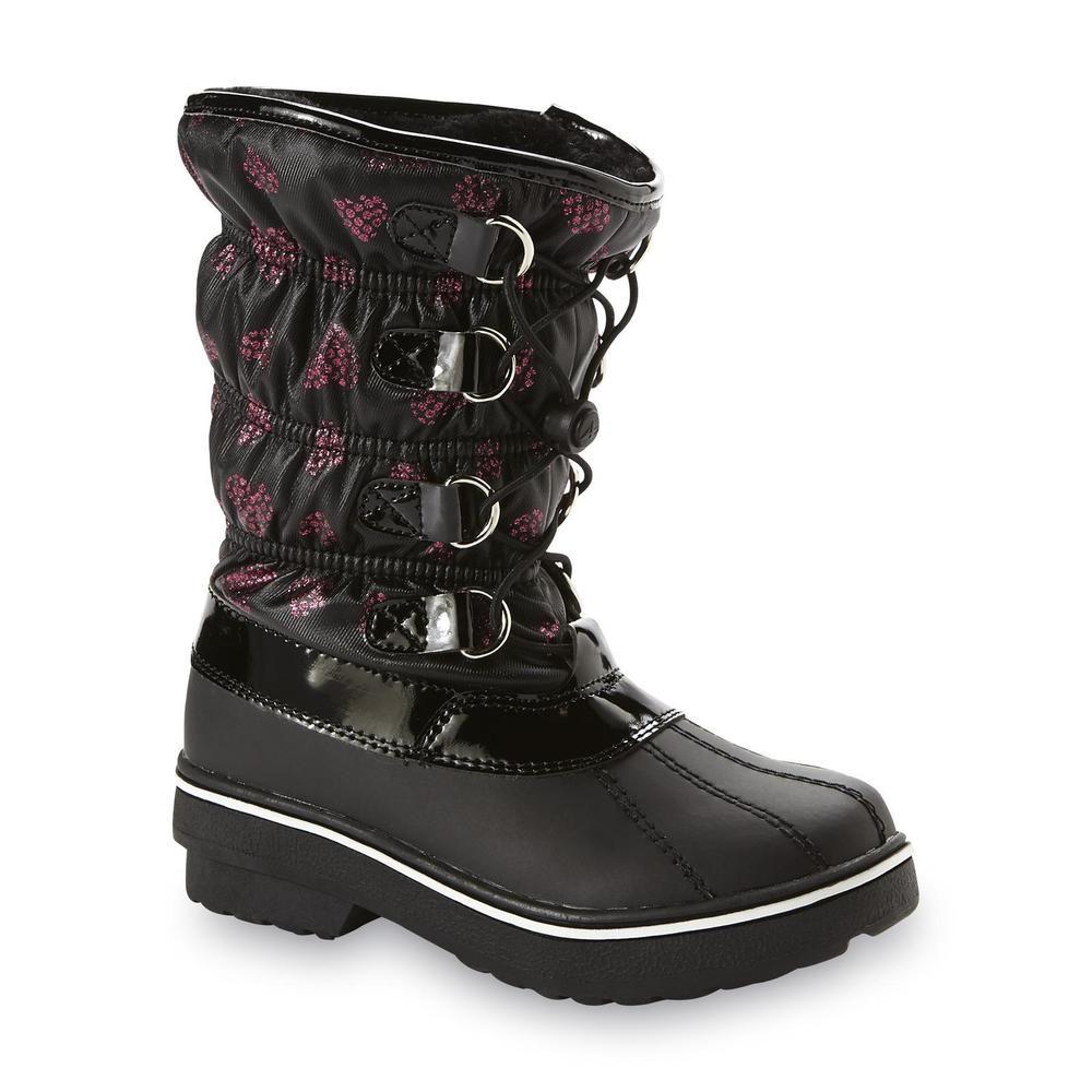 Athletech Winter Boots Addison Black
