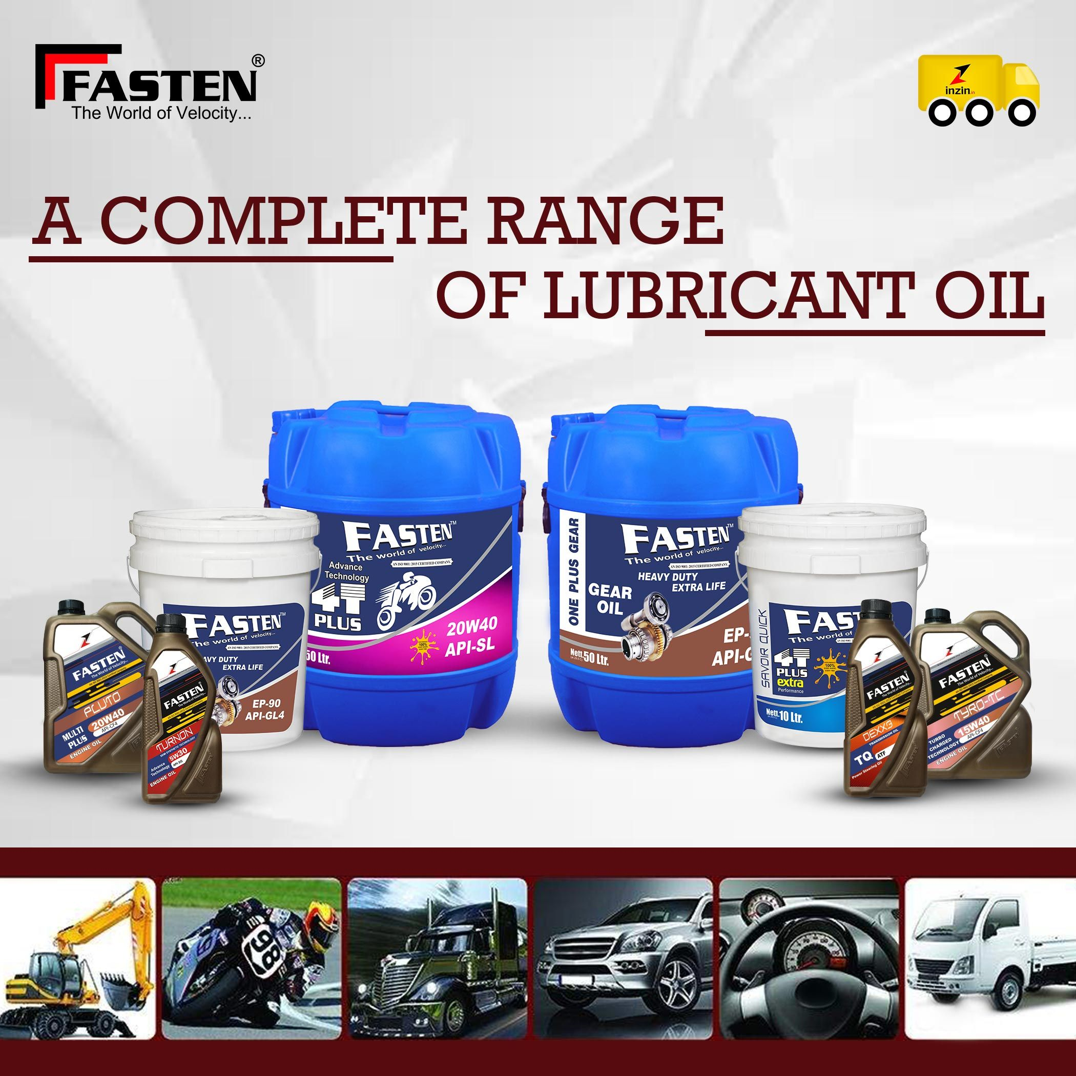 Buy A Wide Range Of Lubricants Products Like Grease Engine Oil