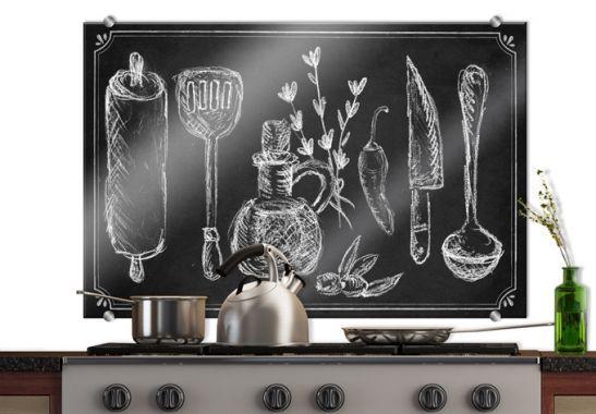 Pannelli paraschizzi - Pannelo praschizzi - Cucina rustica ...