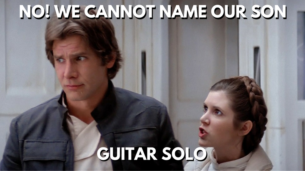 Music Joke Star Wars Star Wars Humor Star Wars Jokes Star Wars Memes