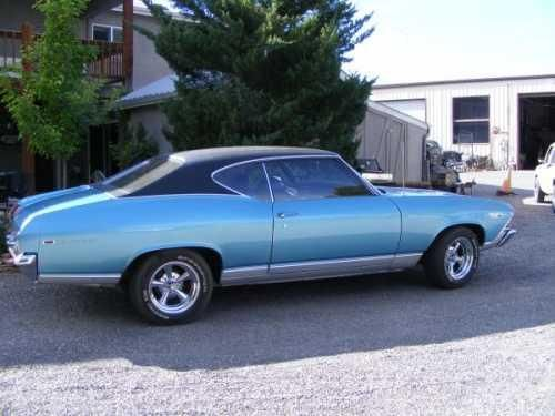 AutoTrader Classics - 1969 Chevrolet Chevelle 8 Cylinder