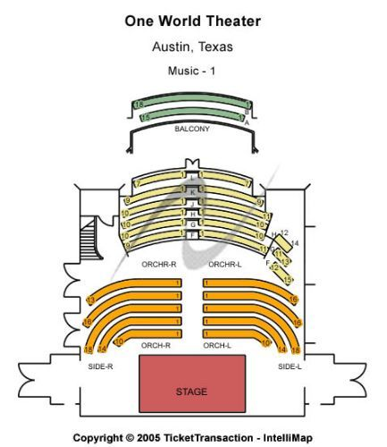 One World Theater Information And Address 7701 Bee Cave Road Austin Tx 78746 World Theatre First World Texas Music