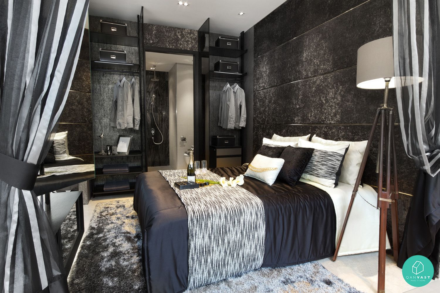 These Stylish Homes Show Exactly Why Grey Is Great  Black and