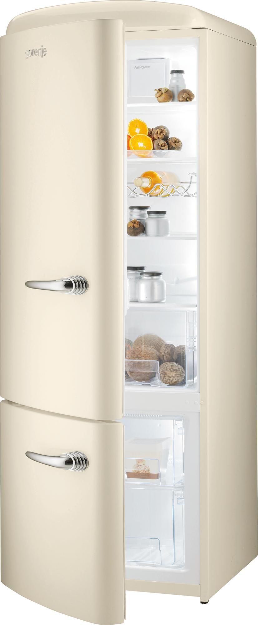 RK60319OC-L - Kühl-Gefrier-Kombination - Gorenje   Kühlschrank ...
