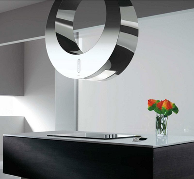 Modern Kitchen Hoods sleek modern range hood - 4 types of kitchen range hoods to