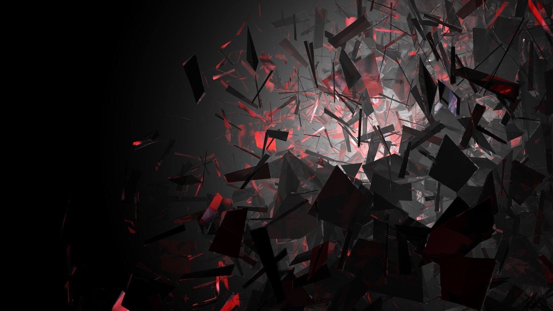 3d Abstract Background Hd Wallpaper Abstrak