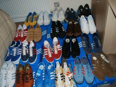 separation shoes a856a 3a45a Football Casuals and their Brands