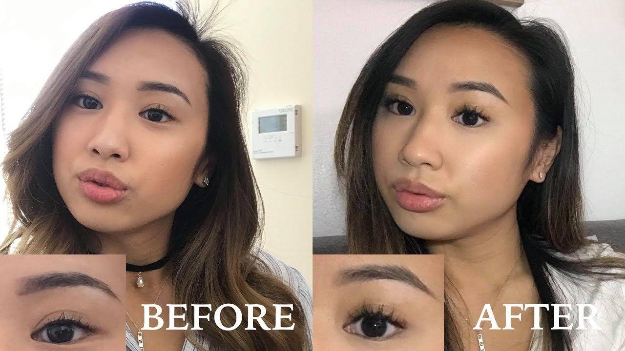 Diy demo eyelash extensions silkmink single individual