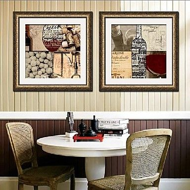 Tapestries Wine Themed White or Red Dining Room Den Restaurant Crafts Pillows