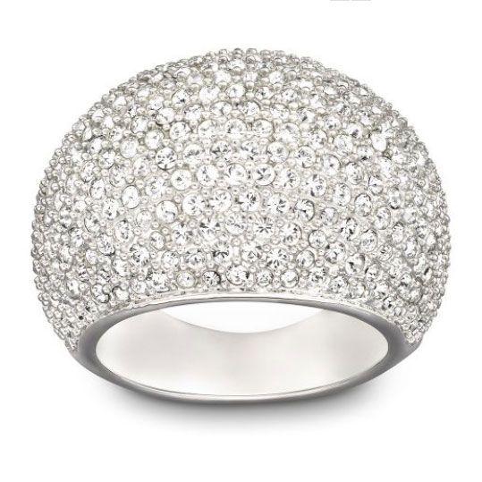 Stone Ring, Swarovski
