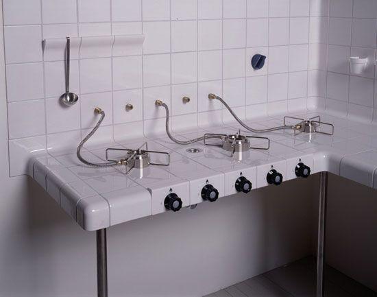 List Tile Kitchen Droog