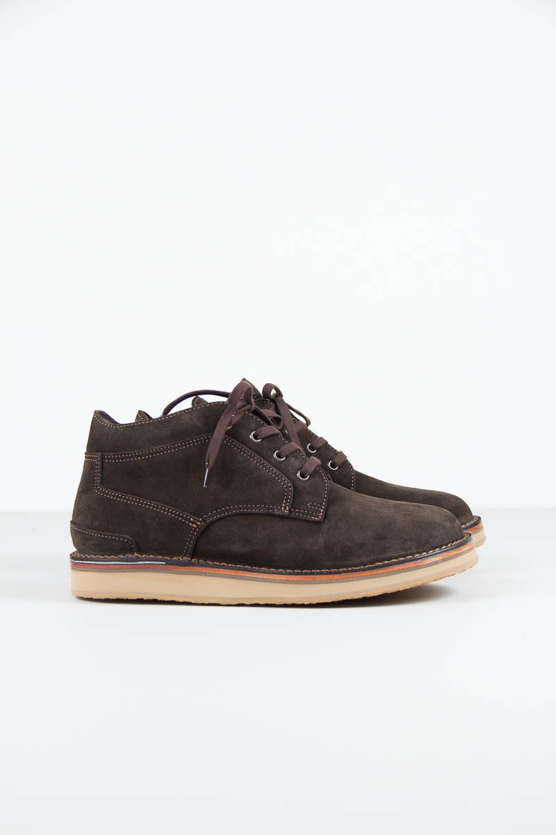27d2e07053f McKinlays Sherwood Boot Brown Suede