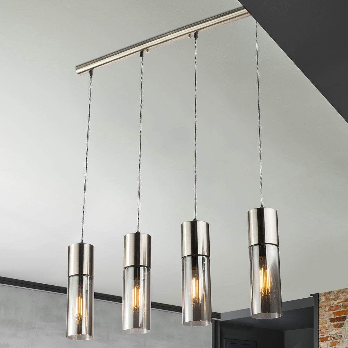 Neuhaus Design Led Pendelleuchte Hangeleuchte Holz Eiche Lampenschirme Aus Glas Fur Pende Pendelleuchte G Hangeleuchte Led Aussenleuchten Leuchtstoffrohre