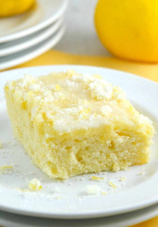 Easy Lemon Cake Recipe Easy Lemon Cake Recipe Lemon Cake Recipe Lemon Cake Easy