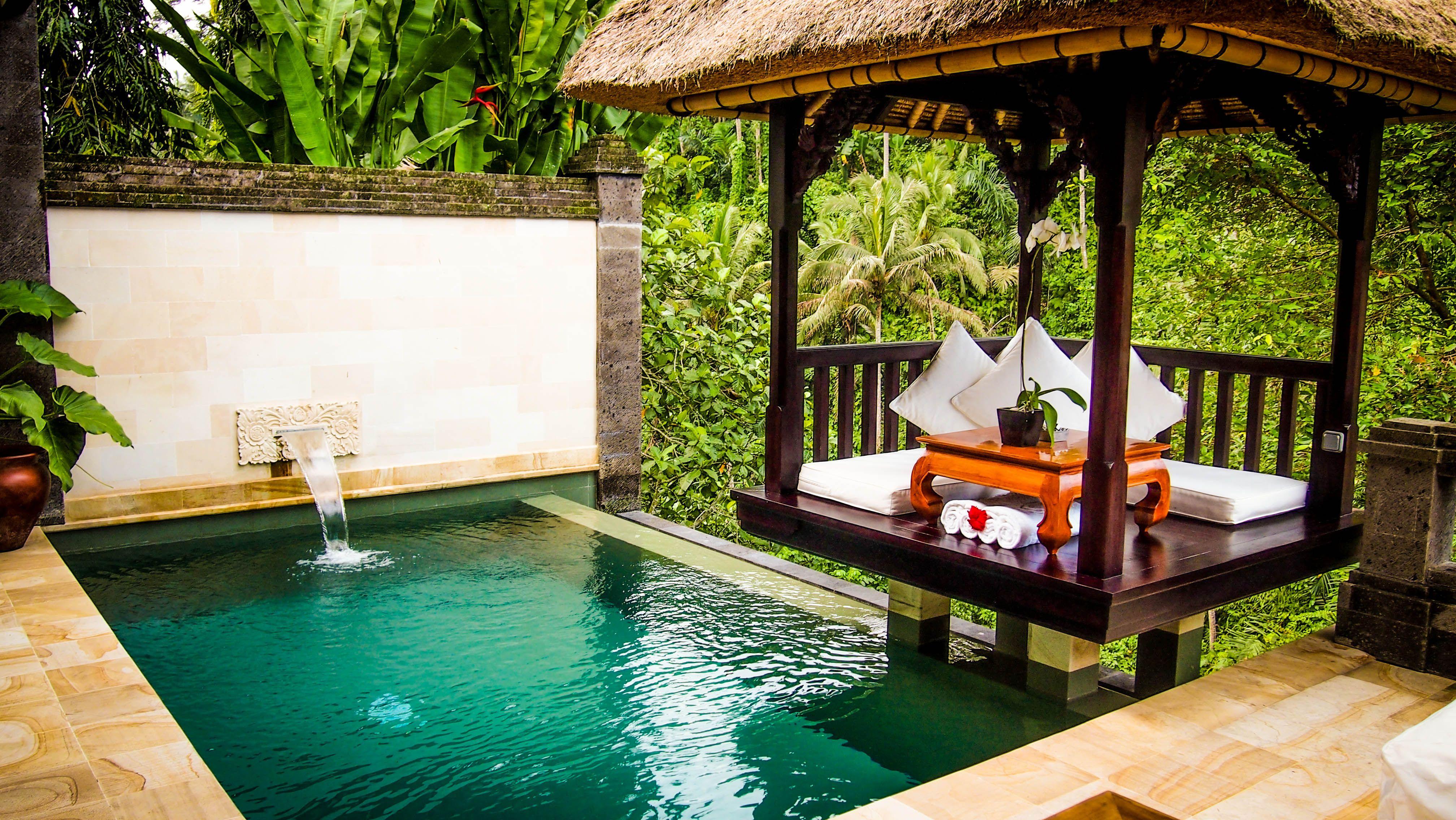 Japanese pool patio ideas Gardens Pinterest