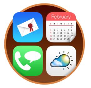 Pimp your screen.Aplicación recomendable para fondos de pantalla y entrenamiento. Gratis en iphone y paga en mac.