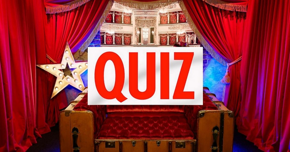 QUIZ: How well do you know the Celebrity Big Brother housemates?...: QUIZ: How well do you know the Celebrity Big Brother… #BigBrother
