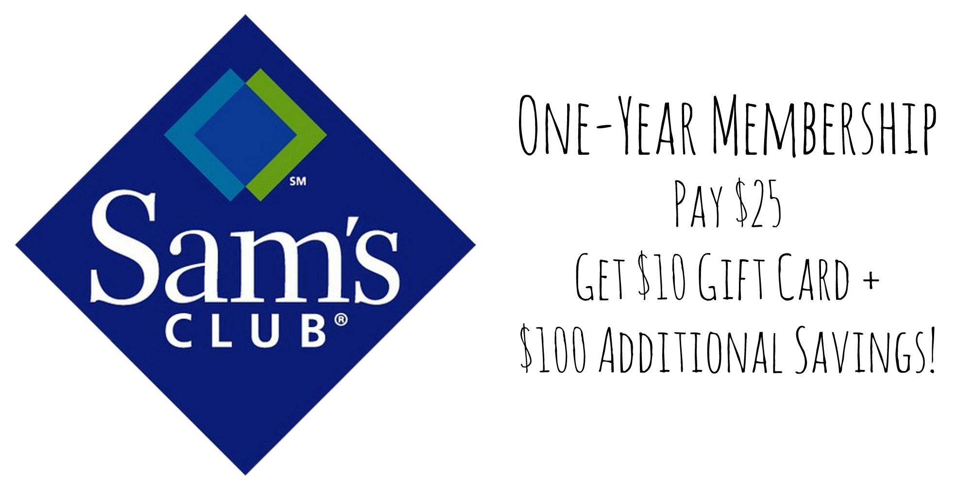 Free Sam S Club Membership After Egift Cards Club Cards Coupon