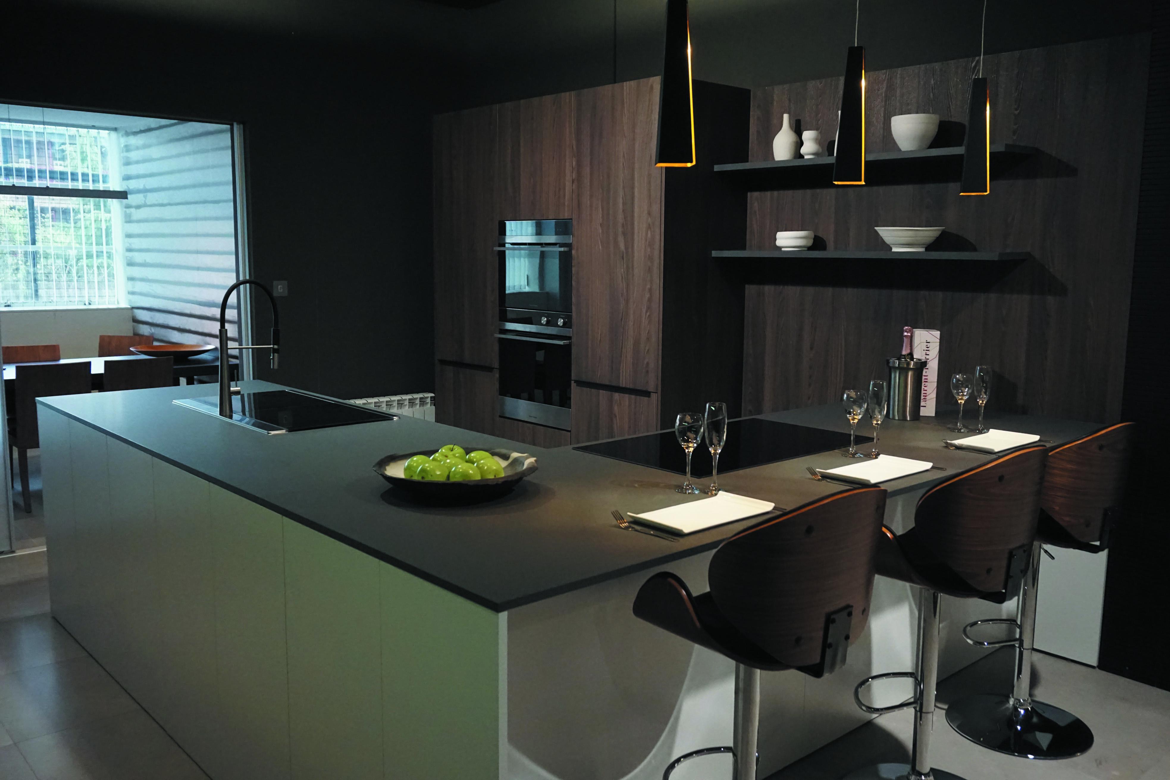 Spanish furniture brand, Xey UK, add a stylish new kitchen