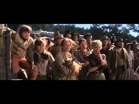 The Way West 1967 Kirk Douglas Robert Mitchum Full Length