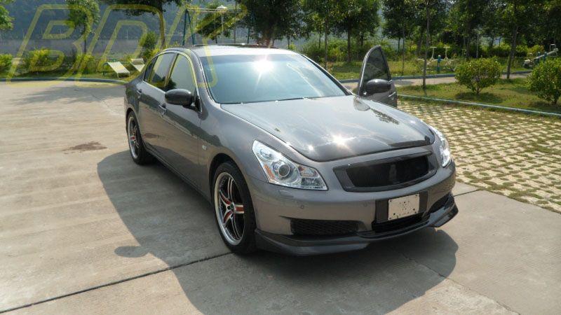 2009 infiniti g35x sedan