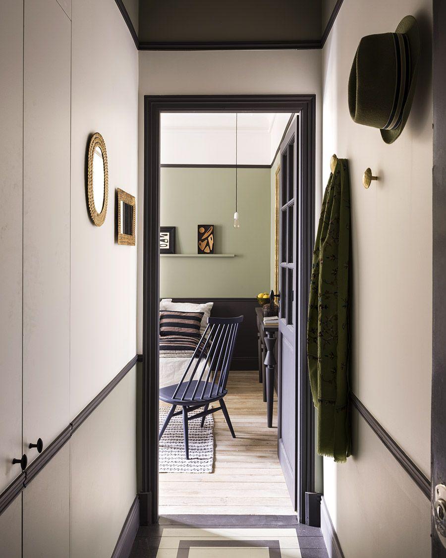 Un petit appartement parisien très chaleureux | Studio apartment ...