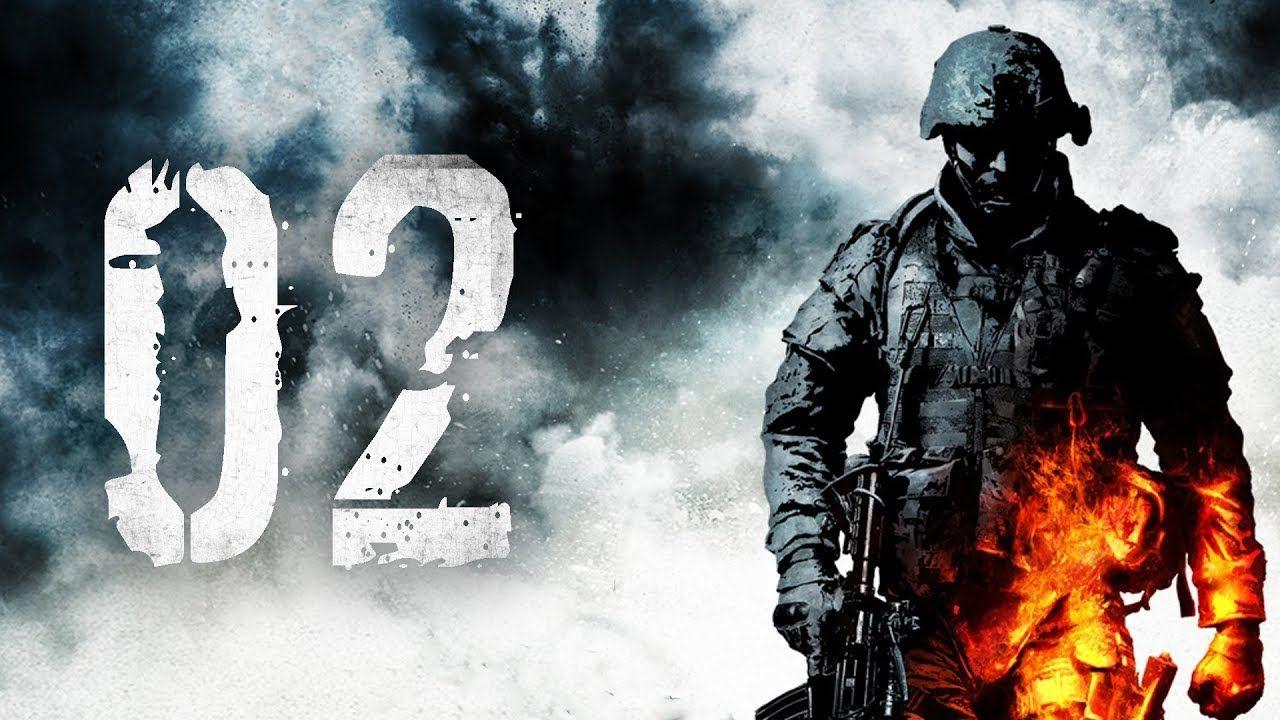 Battlefield Bad Company 2 Mission 2 Cold War