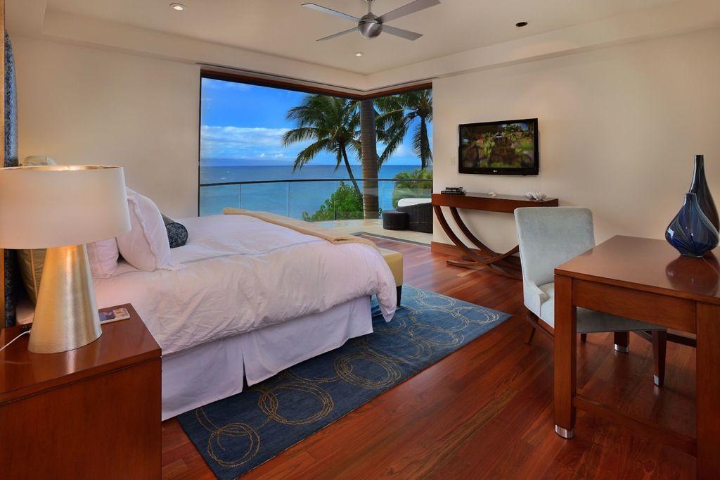 Jewel of Kahana House, Beachside in Maui, Hawaii   View ...