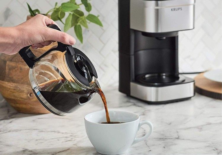 5 Cheap Coffee Makers On Amazon To Keep You Caffeinated On A