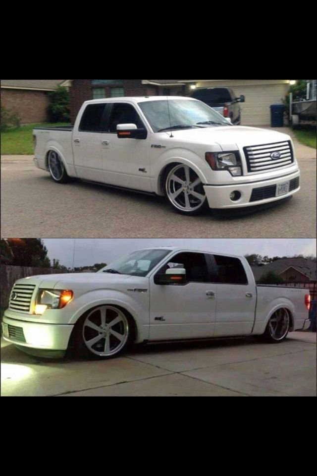 Pin By Tony Pena On Other Cool F150 S Ford Trucks Lowered Trucks Dropped Trucks