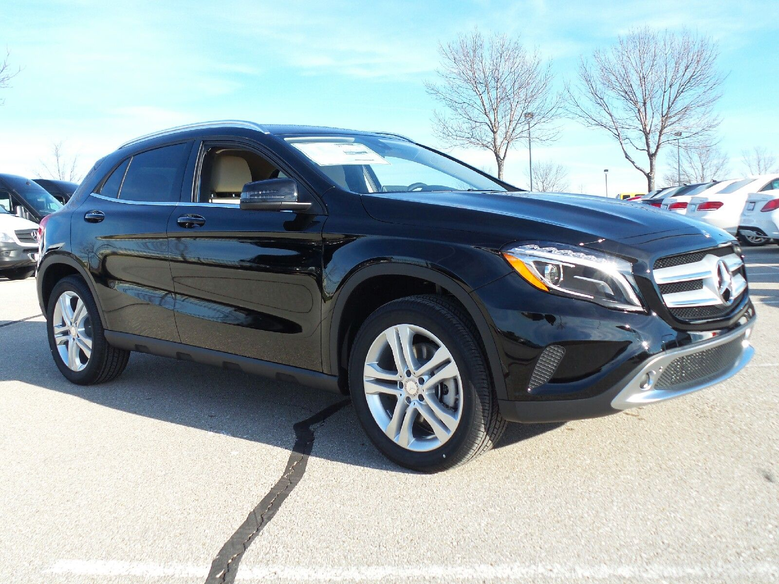 2016 Mercedes Benz Gla Gla250 4matic Suv With Images Mercedes