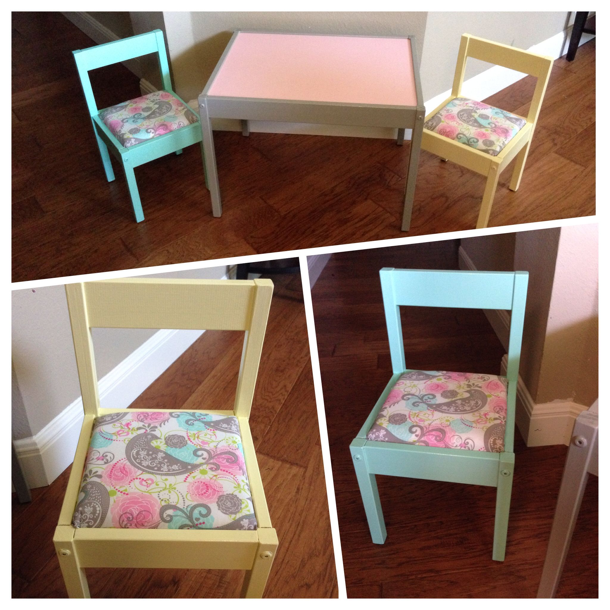 simple alice kid set pin kids and chair piece living table