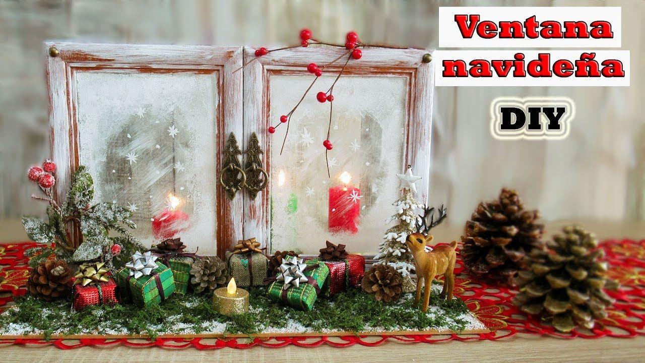 Ideas De Manualidades Para Navidad Con Reciclaje Y Para Decorar Tu Casa Manualidades Geniales Navidad Reciclaje Manualidades