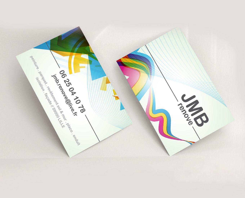 Carte De Visite JMB Renove