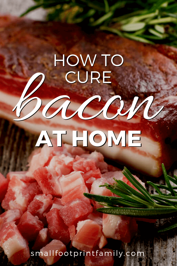 How to Cure Bacon at Home When you cure your own bacon, you control the quality of the meat and the