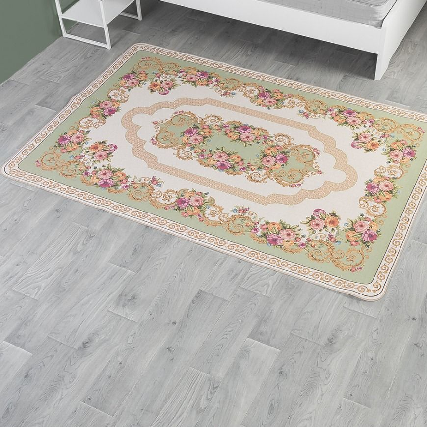 سجادة تركية سينور كلاسيكية مزخرفة متعددة الألوان Rugs Carpet Home Decor