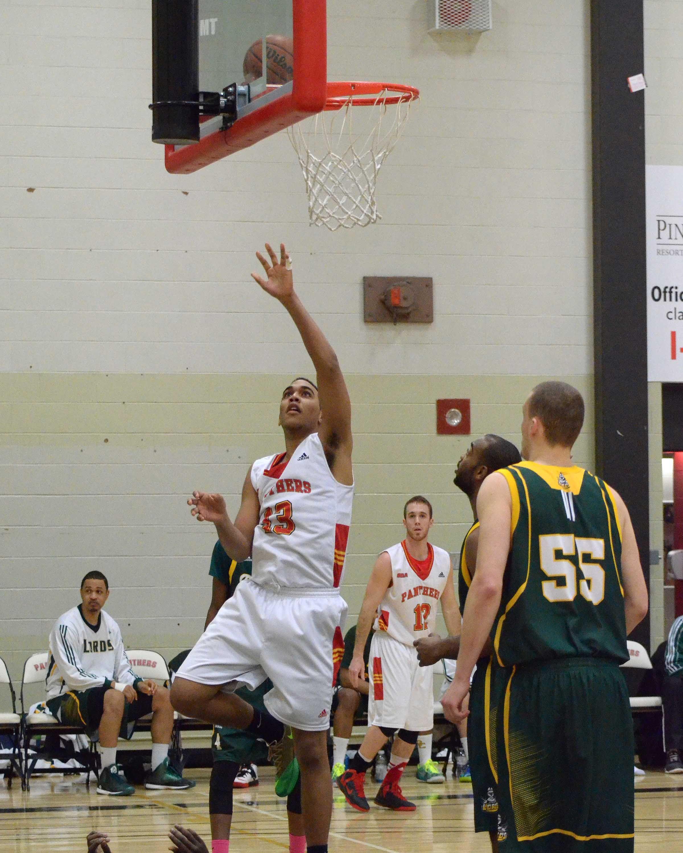 Panther Varsity Basketball vs. Durham Basketball