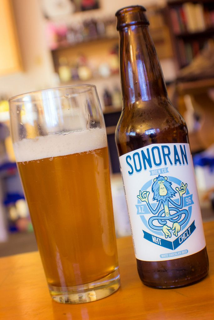 Sonoran White Chocolate Beer