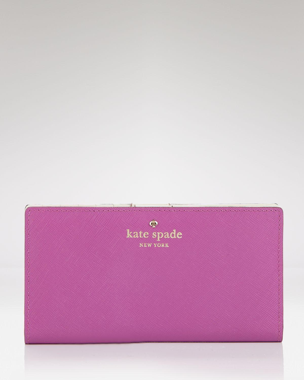 kate spade new york Wallet - Mikas Pond Stacy   Bloomingdale's