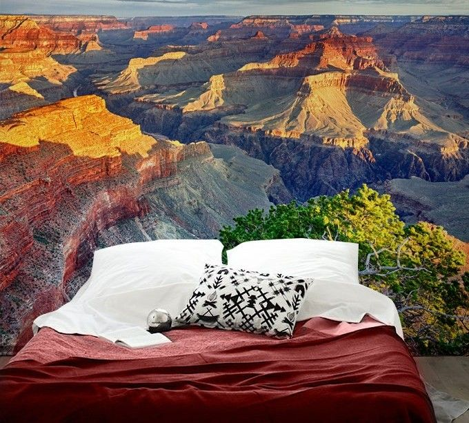 Grand Canyon Wall Mural by PIXERS