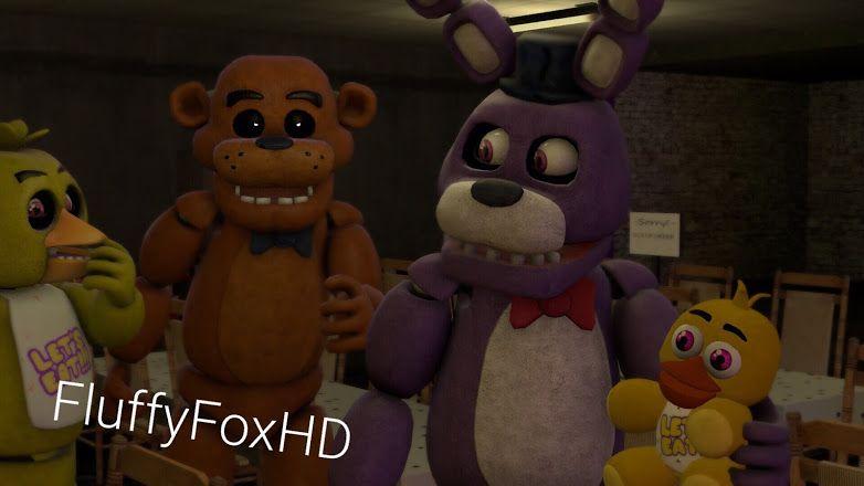 Freddy Fazbear Pole 12 Bear