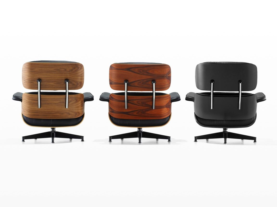 Eames Lounge Stoel.Eames Lounge Chair And Ottoman Chair Design Chair Ottoman Eames