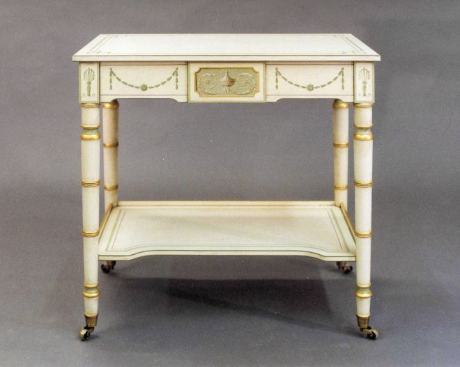 Regency side table wpl