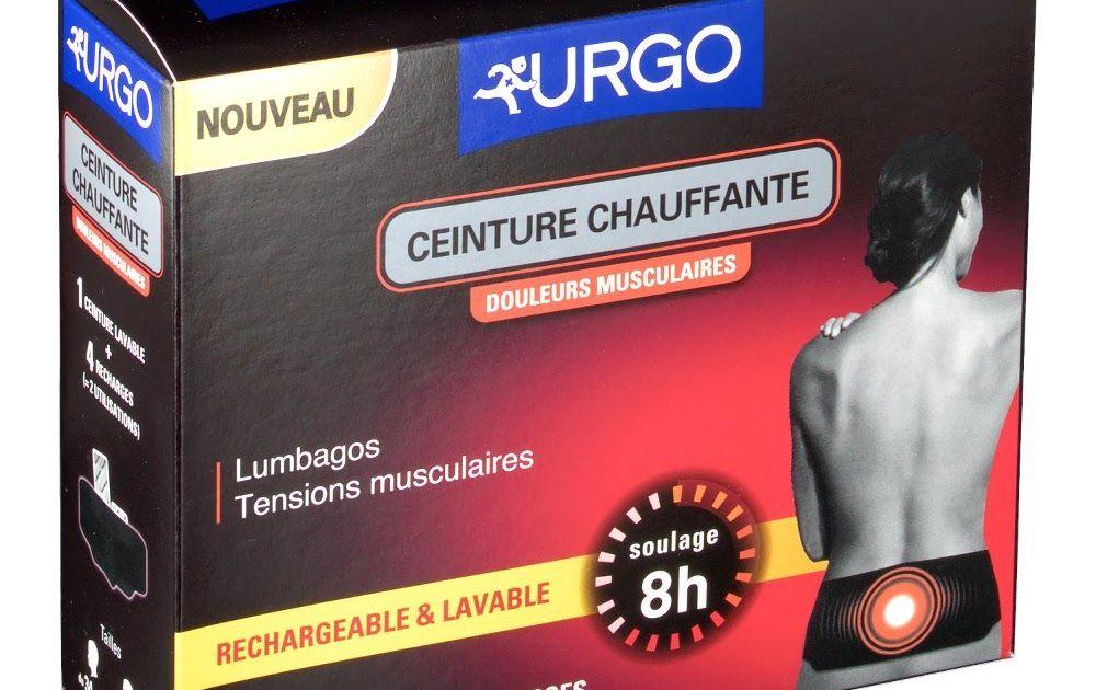 Urgo ceinture chauffante + 4 recharges   Parapharmacie   Pinterest ... 8cc0e609268