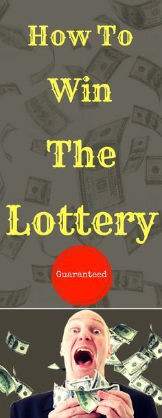 How to Win the Lottery - 7 Time Lottery Winner Reveals His Secrets. His method is working for more than 14000 users per year to make money. Click the pin to know more >>>