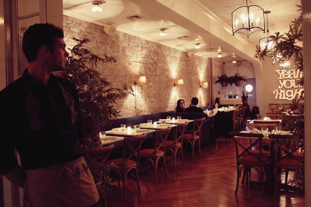 Bo S Kitchen Bar Room Nyc New York Bk Eat Drink