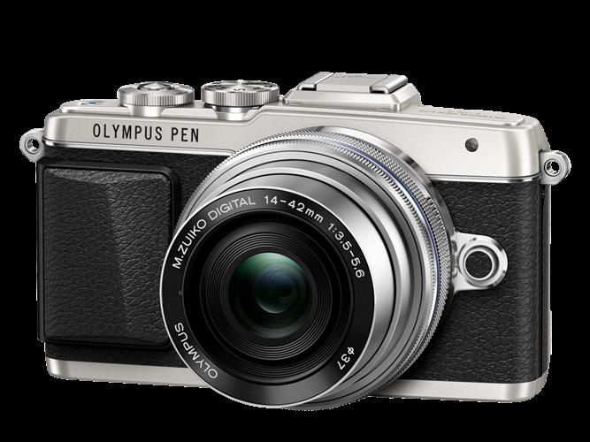 Olympus Shop - E-PL7 Sæt til pandekagezoom - Kameraer - Olympus PEN