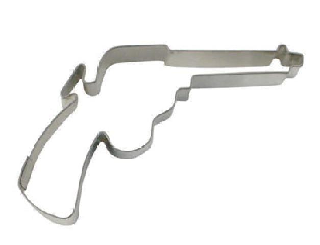 KidsPartyKitchen Cookie cutter - Pistol