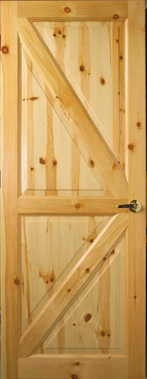 Knotty pine kitchen cabinets bing images guest bedroom bath office pinterest pine for Prehung hickory interior doors